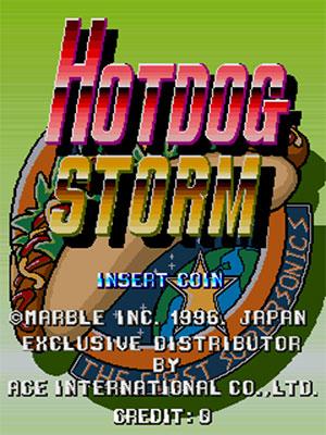 Portada de la descarga de Hotdog Storm
