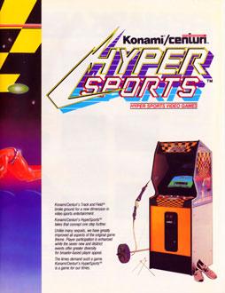 Portada de la descarga de Hyper Sports