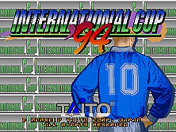 Portada de la descarga de International Cup '94