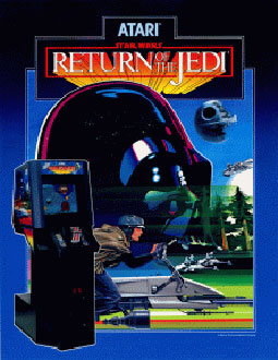 Carátula del juego Return of the Jedi (Mame)