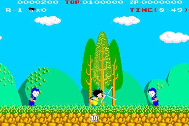 Imagen de la descarga de Kid Niki – Radical Ninja