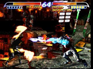 Imagen de la descarga de Killer Instinct 2
