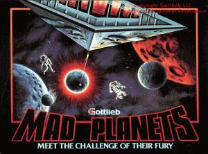 Portada de la descarga de Mad Planets