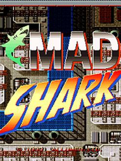 Portada de la descarga de Mad Shark