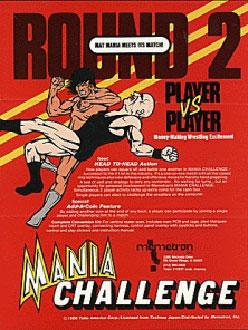 Portada de la descarga de Mania Challenge