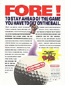 Portada de la descarga de Mario's Open Golf