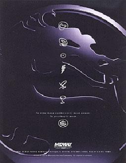 Carátula del juego Mortal Kombat 3 (Mame)