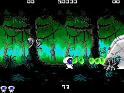 Pantallazo del juego online Mutant Night (MAME)