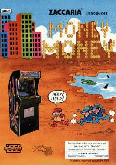 Carátula del juego Money Money (MAME)