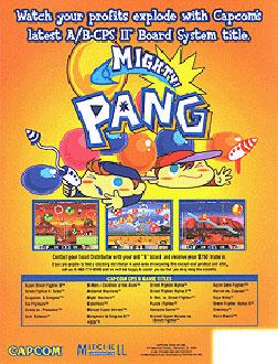 Portada de la descarga de Mighty Pang