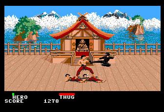 Imagen de la descarga de Ninja Mission