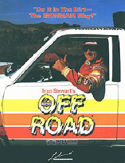 Carátula del juego Ironman Ivan Stewart's Super Off-Road (Mame)