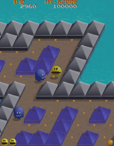 Imagen de la descarga de Pacmania