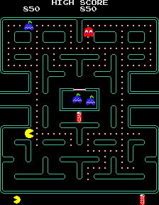 Imagen de la descarga de Pac-Man Plus