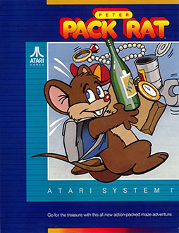 Juego online Peter Pack-Rat (MAME)