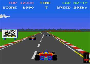 Imagen de la descarga de Pole Position