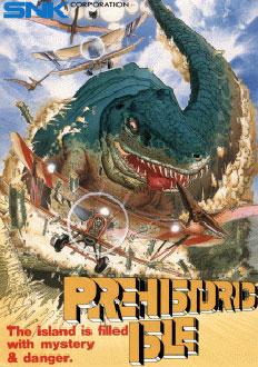 Carátula del juego Prehistoric Isle (Mame)