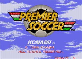 Portada de la descarga de Premier Soccer
