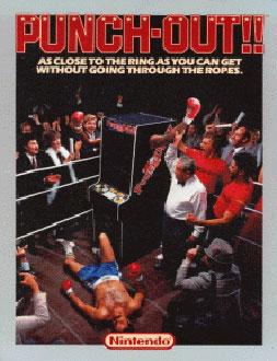 Carátula del juego Punch-Out (Mame)