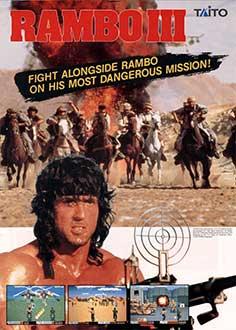 Juego online Rambo III (MAME)