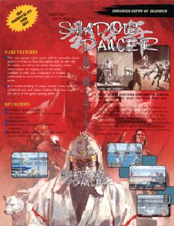 Carátula del juego Shadow Dancer (Mame)