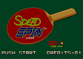Juego online Speed Spin (MAME)