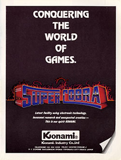 Juego online Super Cobra (MAME)