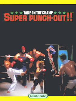 Juego online Super Punch-Out!! (MAME)