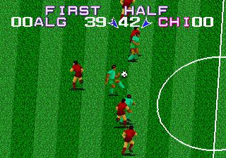 Imagen de la descarga de Tecmo World Cup