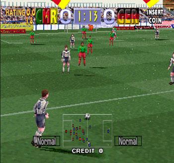 Imagen de la descarga de Tecmo World Cup Millennium