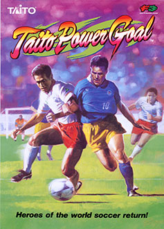 Juego online Taito Power Goal (MAME)