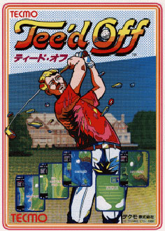 Juego online Tee'd Off (MAME)