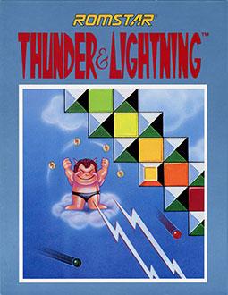 Juego online Thunder & Lightning (MAME)