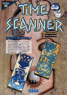Juego online Time Scanner (MAME)