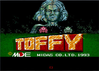 Juego online Toffy (MAME)