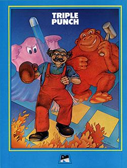 Portada de la descarga de Triple Punch