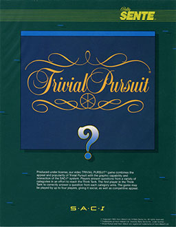 Juego online Trivial Pursuit (Spanish Edition) (MAME)