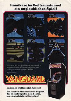 Juego online Vanguard (MAME)