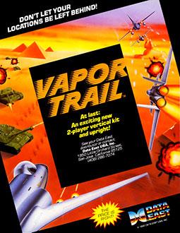 Juego online Vapor Trail (MAME)