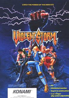 Juego online Violent Storm (MAME)