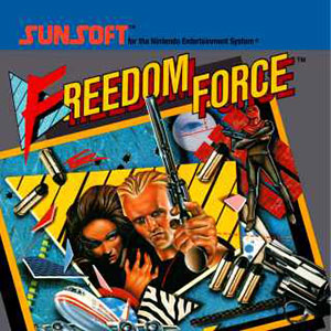 Juego online Vs. Freedom Force (MAME)