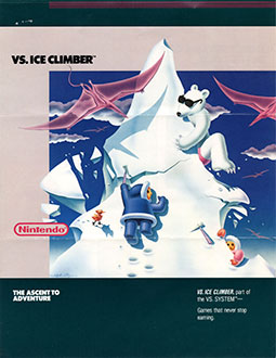Juego online Vs. Ice Climber (MAME)