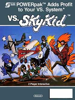 Juego online Vs. Super SkyKid (MAME)