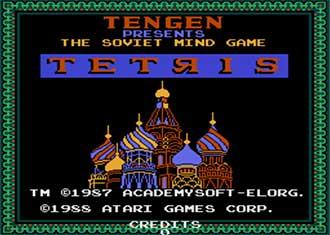Juego online Vs. Tetris (MAME)