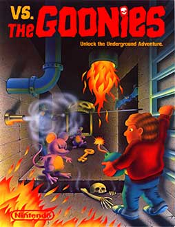 Juego online Vs. The Goonies (MAME)
