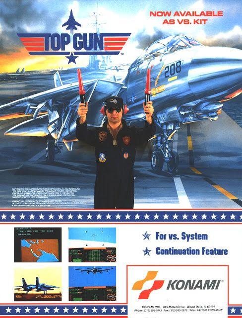 Juego online Vs. Top Gun (MAME)