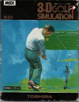Portada de la descarga de 3D Golf Simulation