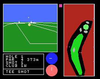 Imagen de la descarga de 3D Golf Simulation