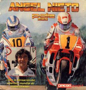 Juego online Angel Nieto Pole 500 (MSX)