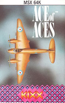 Juego online Ace of Aces (MSX)